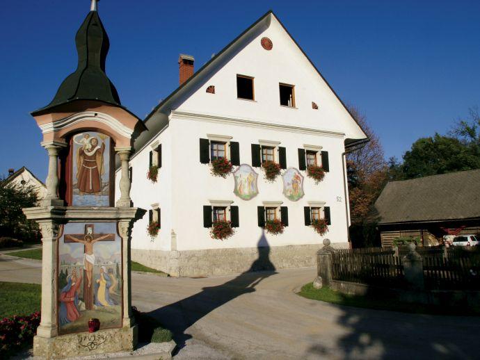 """Bauernhof """"Pr´Špan"""""""