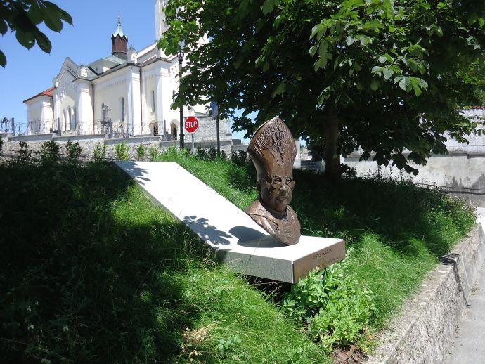 Park der Bischöfe in Stara Loka