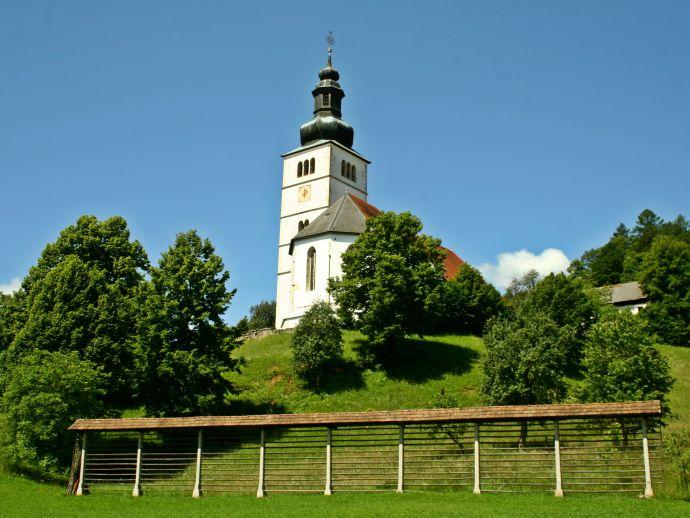 Die Kirche der Mariä Verkündung