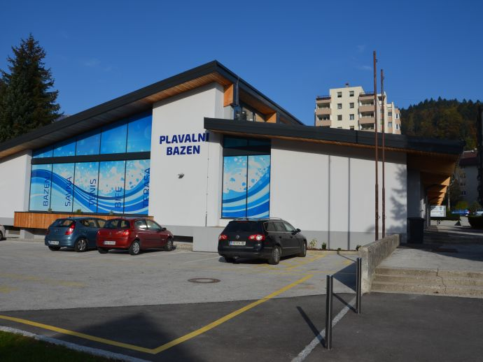 Železniki Swimming Pool