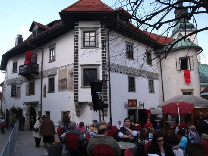 Homan's House