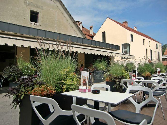 'Na Štengah' Coffee Shop