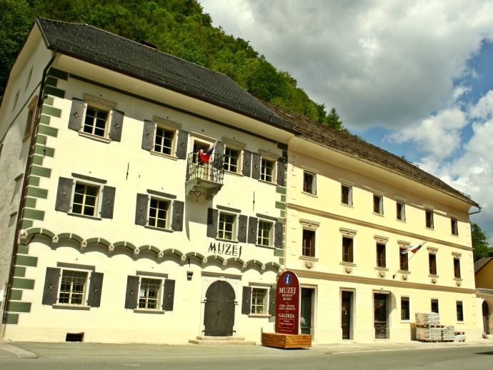 Museo Železniki