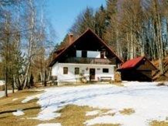 Le refuge de montagne sur Ermanovec