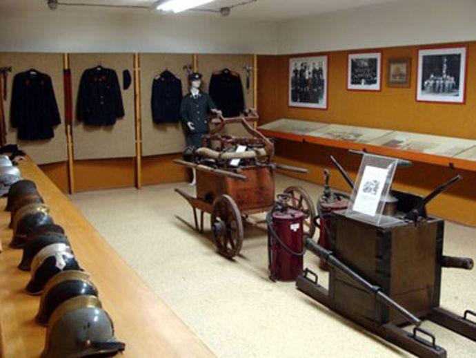 Le Musée des pompiers de Škofja Loka