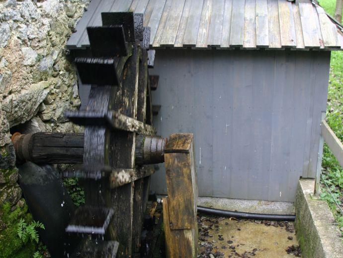 Le moulin de Fortun
