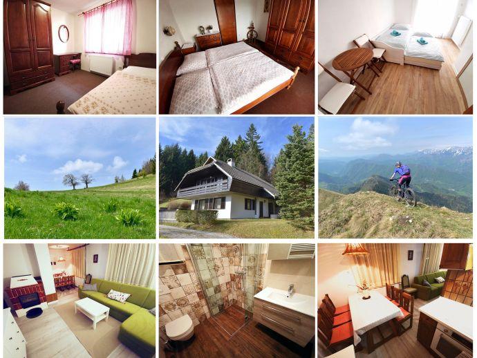 La maison de vacances Davča