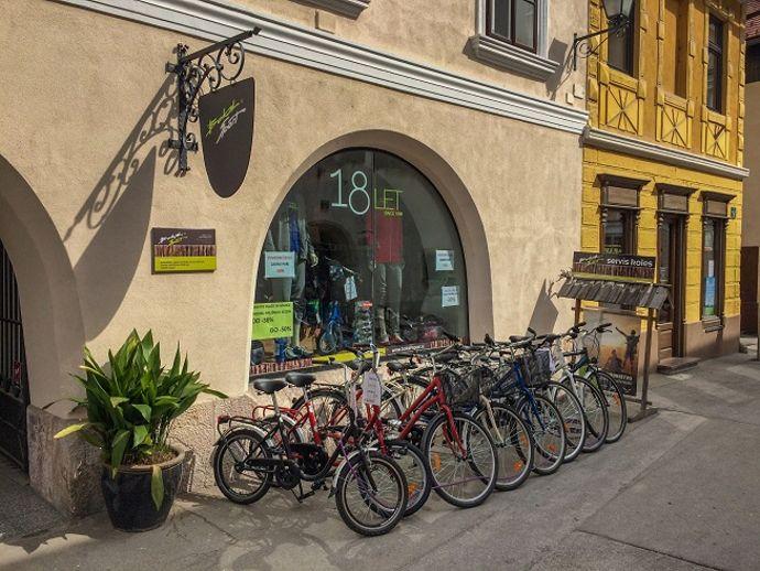 Trgovina in servis koles Bokal Sport