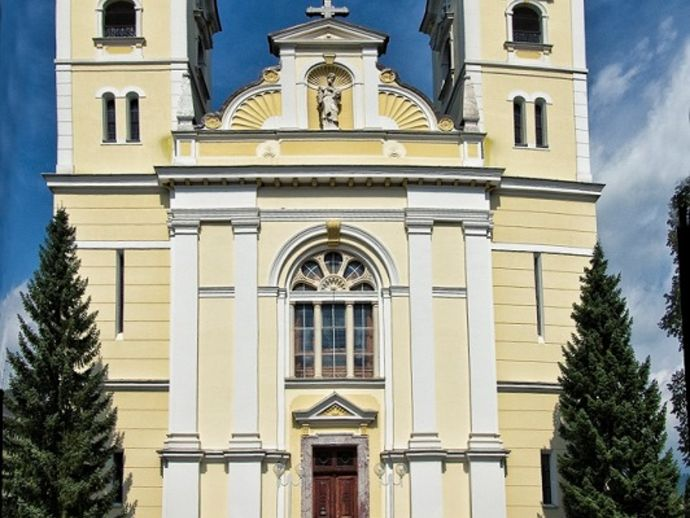 Cerkev sv. Martina v Žireh