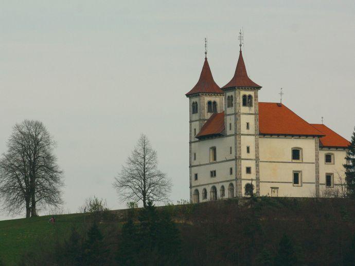 Cerkev sv. Volbenka