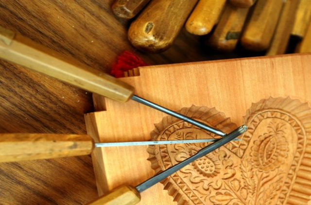 Master Craftspeople and their Products