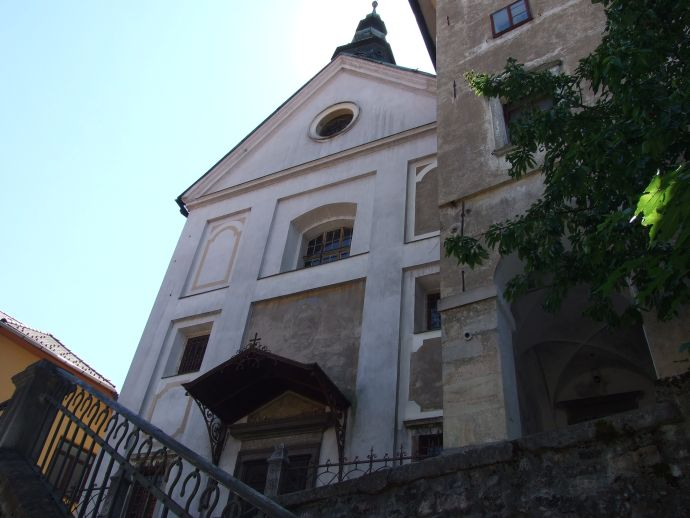 Nonnenkirche (Die Kirche der Maria Immaculata)