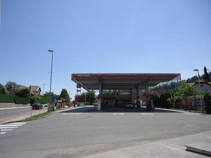 Petrol Škofja Loka - Kidričeva jug