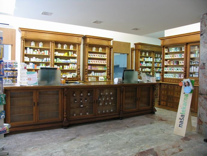 Gorenja vas Pharmacy