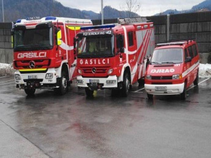 Cuerpo de bomberos voluntario Gorenja vas