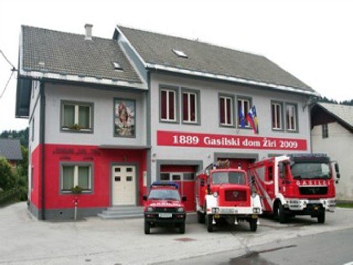 Cuerpo de bomberos voluntario Žiri