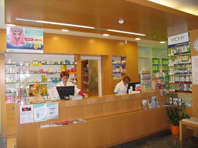 Farmacia Železniki