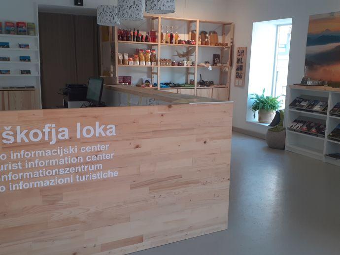 Tourist Information Centre Škofja Loka