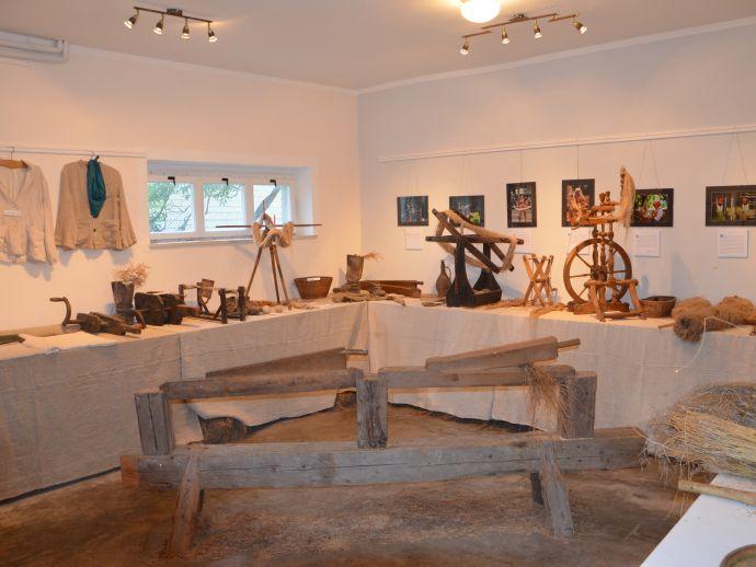 Le musée ethnographique de Davča