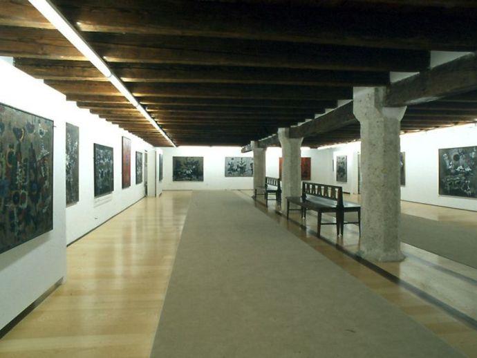 La galerie de Franc Mihelič