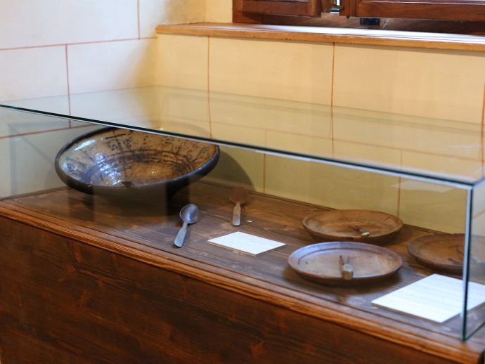 Collection permanente du manoir de Visoko