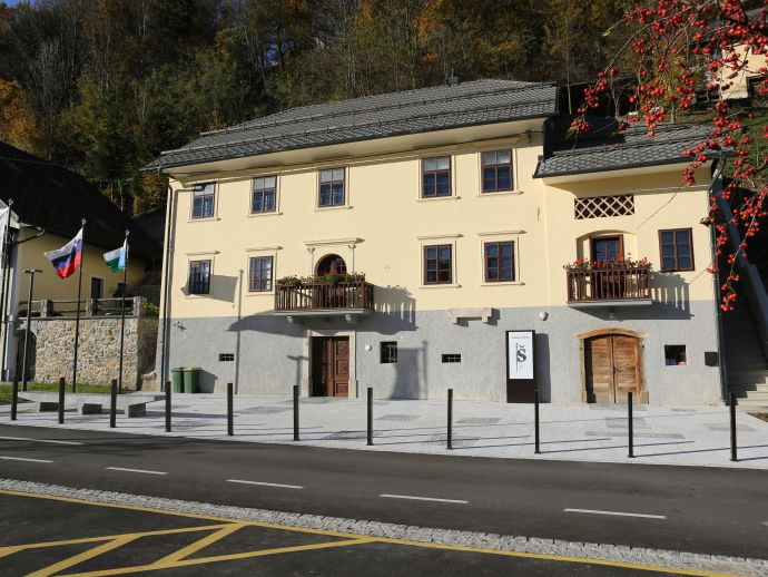 La maison de Šubič