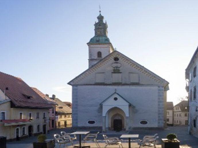 L'église Saint Jacob