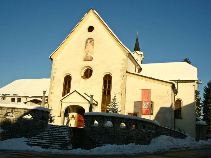 L'église des Capucins