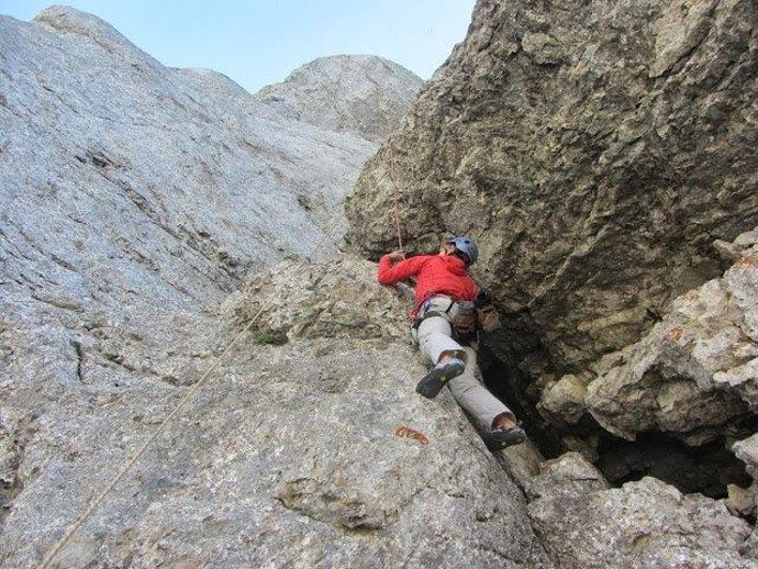 Planinsko društvo Žiri - Alpinistični odsek