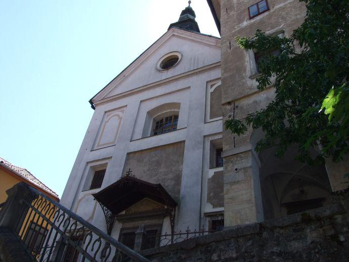Nunska cerkev - Cerkev Marije Brezmadežne